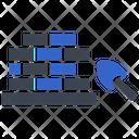 Block Brick Building Icon