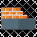 Wall Construction Wall Construction Icon