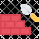 Brick Wall Builder Icon