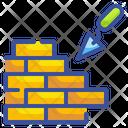 Brick Wall Wall Brick Icon