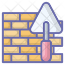 Bricklaying Icon