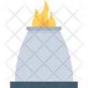 Bricks Kiln Icon