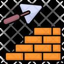 Bricks Wall Wall Bricks Icon