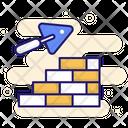Bricks Wall Bricks Wall Icon