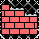 Brickwall Brick Bricks Icon