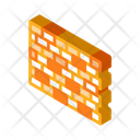 Bricklayer Mason Brick Icon