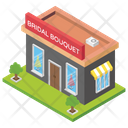 Bridal Banquet Beauty Parlour Beauty Shop Icon