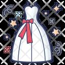 Bridal Dress Costume Wedding Dress Icon
