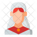 Bride Woman Girl Icon