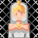 Bride Woman Avatar Icon