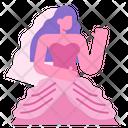 Bride Woman Female Icon