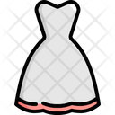 Bride Dress Woman Icon