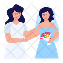 Bride Friend Icon