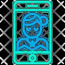 Bride Mobile Icon