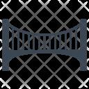 Bridge Canal Location Icon