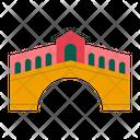 Bridge Landmark Rialto Icon