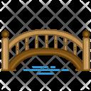 Bridge Garden Outdoor Icon