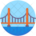 Bridge Overpass Flyover Icon