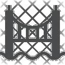 Construction City Bond Icon
