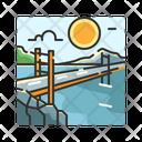 X Bridge Icon