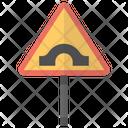 Bridge Ahead Icon