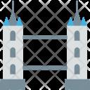 Bridge Tower Landmark Icon