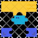 Bridging Icon