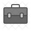 Brief Case Business Icon