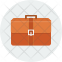 Briefcase Office Resume Icon