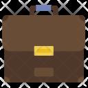 Suitcase Business Portfolio Icon