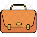 Double Clamp Briefcase Icon
