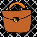 Briefcase Suitcase Job Icon