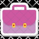 Briefcase Luggage Baggage Icon