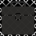 Briefcase Diplomat Portfolio Icon