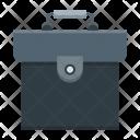 Briefcase Business Finance Icon