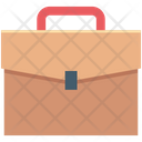 Office Bag Business Bag Official Bag Icon