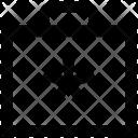 Briefcase Suitcase Attache Icon