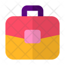 Business Management Briefcase Icon