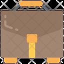 Briefcase Case Documents Icon