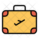 Bag Luggage Travel Icon