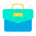 Suitcase Office Bag Office Icon