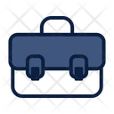 Briefcase Luggage Business Icon