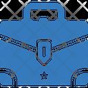 Briefcase Icon Vector Icon