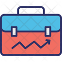 Briefcase Business Bag Business Case Icon
