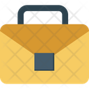 Briefcase Portfolio Bag Icon