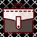 Briefcase Portfolio Suitcase Icon