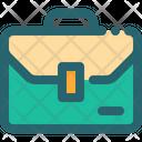Briefcase Work Business Icon