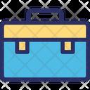 Bag Bookbag Briefcase Icon