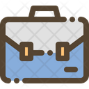 Briefcase Bag Office Icon