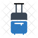 Briefcase Luggage Travel Icon